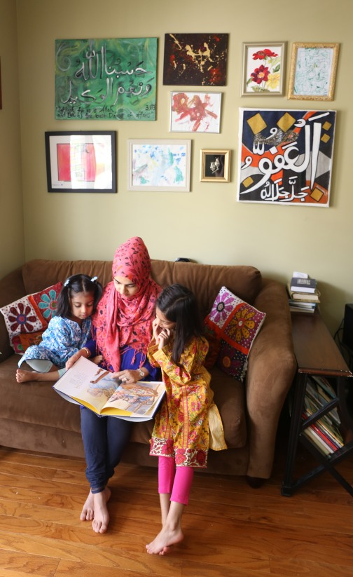 For words behind the image, click here! http://education.gsu.edu/lailahs-lunchbox-ramadan-story/
